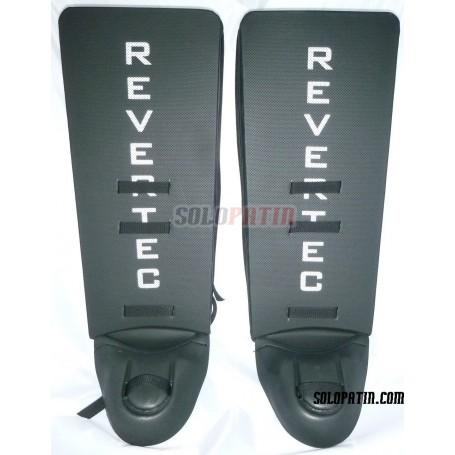 Leg Guards Goalkeeper REVERTEC ECO