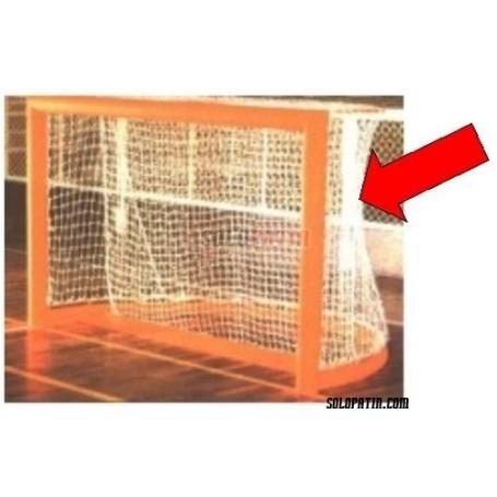 Red Exterior Porteria Hockey
