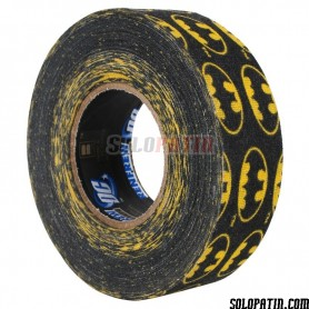 Batman Ribbon Tape Hockey Sticks