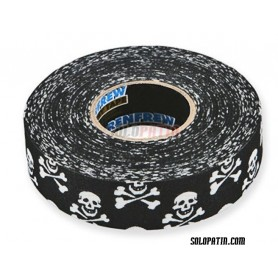 Schädel Ribbon Band Hockey Stick Tape