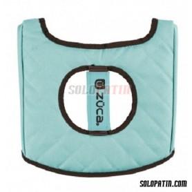 Züca Seat Cushion Azul / Marron