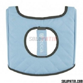 Zuca Seat Cushion Blue / Black