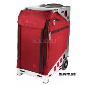 Zuca PRO TRAVEL RED / SILVER