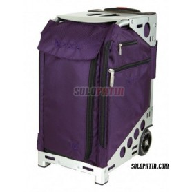 Zuca PRO TRAVEL PURPLE / SILVER
