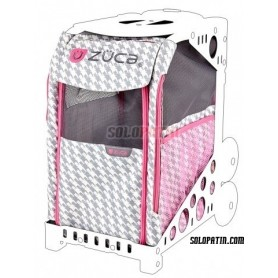 Pet Carrier Zuca, Houndstooth Pink (Insert Only)
