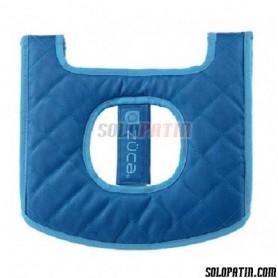 Züca Seat Cushion Blau / Blau Fosc