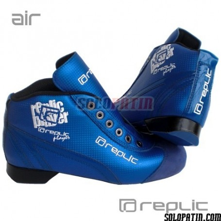Botas Hockey Replic Air Azules