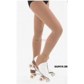 Tights Overboot CNC Skates Nude