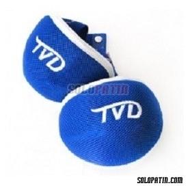 Genouilleres Hockey TVD SPIDER BLEU ROYAL
