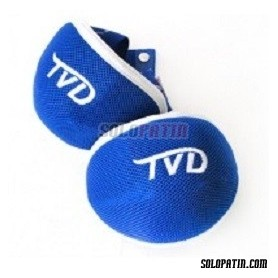 Hockey Knee Pads TVD SPIDER ROYAL BLUE