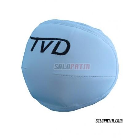 Rodilleras Hockey TVD SUPER CONFORTO BLANCO