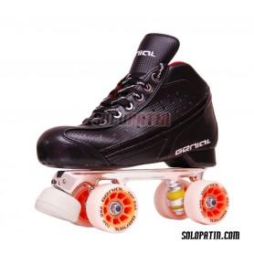 Pattini Hockey Genial Top Nº 1 Nero