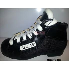 Chaussures Hockey Reno Initiation Noir Blanc