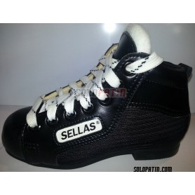 Hockey Boots Reno Initation Black White