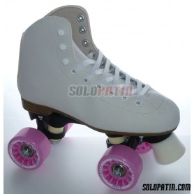Figure Quad Skates INITIATION FIBER KOMPLEX FELIX Wheels