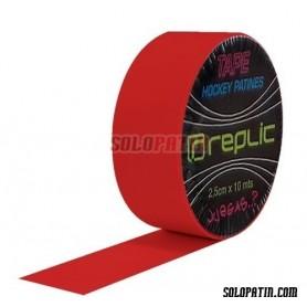 Ruban Tape REPLIC Rouge Crosses Rink Hockey