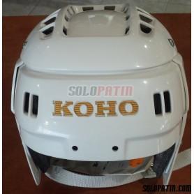 Casco Hockey KOHO 6000 Blanco
