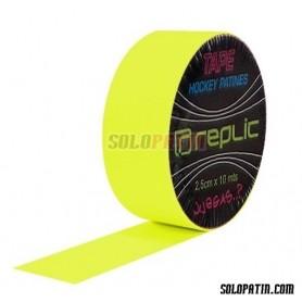 Ruban Tape REPLIC Vert Fluor Crosses Rink Hockey