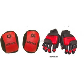 Pack Initiation Genial 2 Stücks Schwarz/Rot