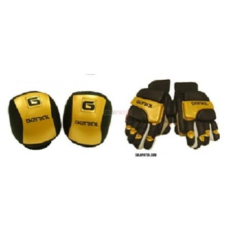 Pack Iniciación Genial 2 Piezas Negro/Amarillo