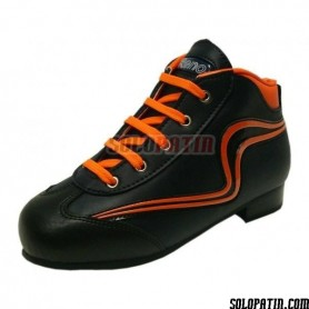 Hockey Boots Reno Initation Fluor navy orange