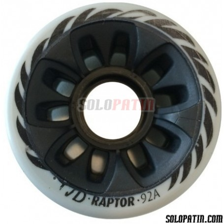 Hockey Wheels TVD RAPTOR 92A GREY