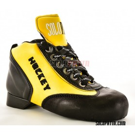 Hockey Boots Solopatin BEST Yellow