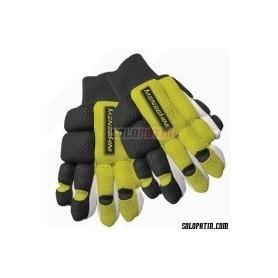 Gloves Meneghini impact black/white kids