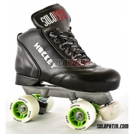 Hockey Solopatin Best Fibre Black