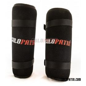 Shin Pads Solopatin AIRMESH 3D