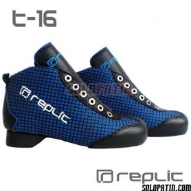 Botas Hockey Replic t-16 Azul