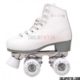 Figure Quad Skates Amaya Standard White