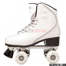 Figure Quad Skates Amaya Elite  White