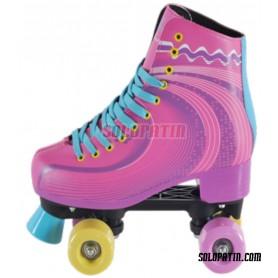 Figure Quad Skates PINK