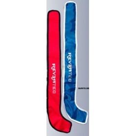 2 Stick Hockey Revertec Blue Bag Holder