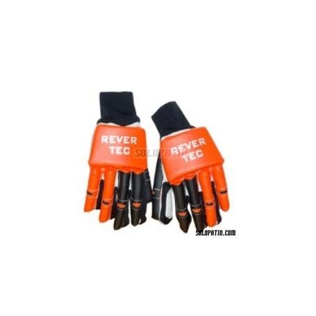 Guantes Revertec Eco Naranja/Negro