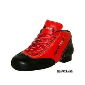 Bottes Hockey Revertec Kid Rouge