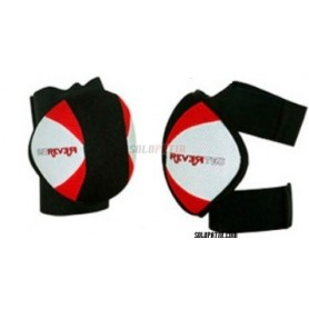 Hockey Knee Pads Revertec Mesh Red/Black