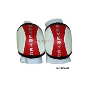Hockey Knee Pads Revertec Eco Blue/White