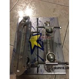 Planchas Diker Aluminio Talla 15