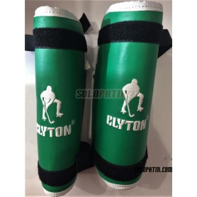 Espinilleras Clyton Verde