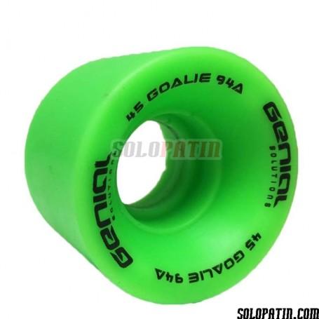 Ruote Hockey Portiere Genial Verde