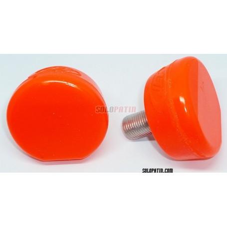 Freno Jet roller naranja Fluor