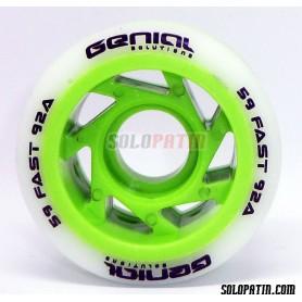 Hockey Wheels Genial Fast 92A