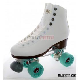Figure Quad Skates STAR B1 PLUS Frames ADVANCE Boots BOIANI STAR Wheels