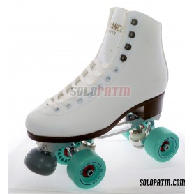 Patins Artístic Platines STAR B1 PLUS Botes ADVANCE Rodes BOIANI STAR