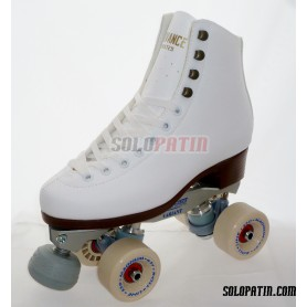 Patins Complets Artistique Bottines ADVANCE Platines ROLL-LINE VARIANT F Roues ROLL-LINE MAGNUM