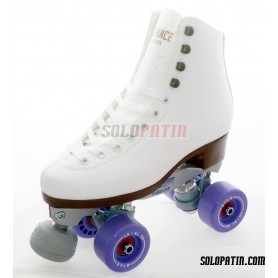 Patins Complets Artistique ROLL-LINE VARIANT F Bottines ADVANCE Roues BOIANI STAR