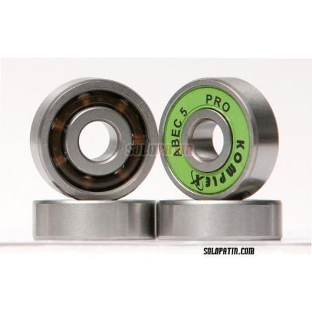Skate Bearings Komplex PRO ABEC 5