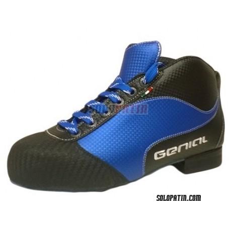 Rollhockey Schuhe Genial Master Blau